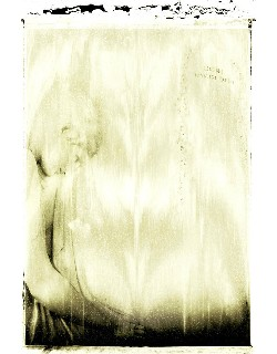 Rivisitazione della stele del Canova - Museo Tadini -